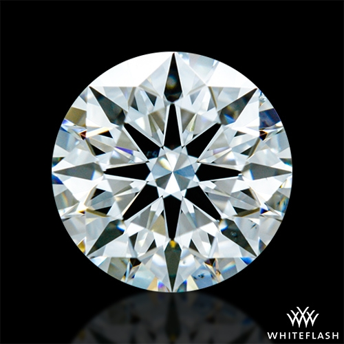 0.783 ct G VS2 A CUT ABOVE® Hearts and Arrows Super Ideal Round Cut Loose Diamond