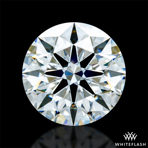0.821 ct G VS1 A CUT ABOVE® Hearts and Arrows Super Ideal Round Cut Loose Diamond