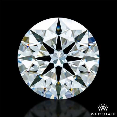 0.82 ct E VS1 A CUT ABOVE® Hearts and Arrows Super Ideal Round Cut Loose Diamond