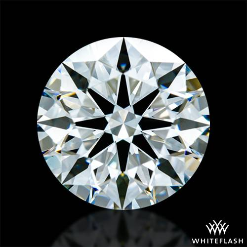 1.253 ct G VVS2 A CUT ABOVE® Hearts and Arrows Super Ideal Round Cut Loose Diamond