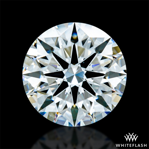 1.27 ct E VS2 A CUT ABOVE® Hearts and Arrows Super Ideal Round Cut Loose Diamond