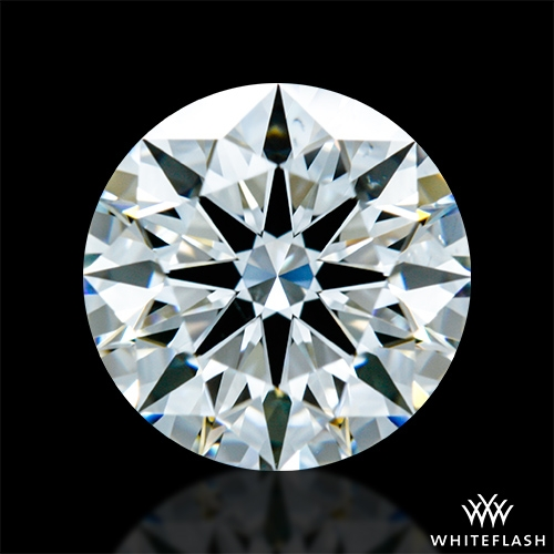 1.413 ct G VS2 A CUT ABOVE® Hearts and Arrows Super Ideal Round Cut Loose Diamond