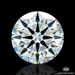 1.477 ct I VS1 A CUT ABOVE® Hearts and Arrows Super Ideal Round Cut Loose Diamond