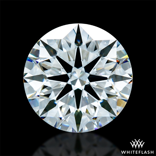 1.895 ct F VS2 A CUT ABOVE® Hearts and Arrows Super Ideal Round Cut Loose Diamond