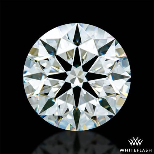 0.418 ct E VVS2 A CUT ABOVE® Hearts and Arrows Super Ideal Round Cut Loose Diamond