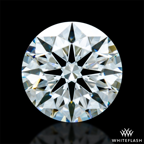 0.523 ct D VVS1 A CUT ABOVE® Hearts and Arrows Super Ideal Round Cut Loose Diamond