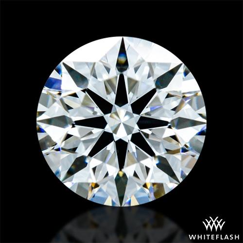 0.512 ct E VVS1 A CUT ABOVE® Hearts and Arrows Super Ideal Round Cut Loose Diamond