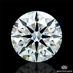 0.77 ct F VVS1 A CUT ABOVE® Hearts and Arrows Super Ideal Round Cut Loose Diamond