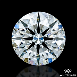 1.014 ct F VVS1 A CUT ABOVE® Hearts and Arrows Super Ideal Round Cut Loose Diamond