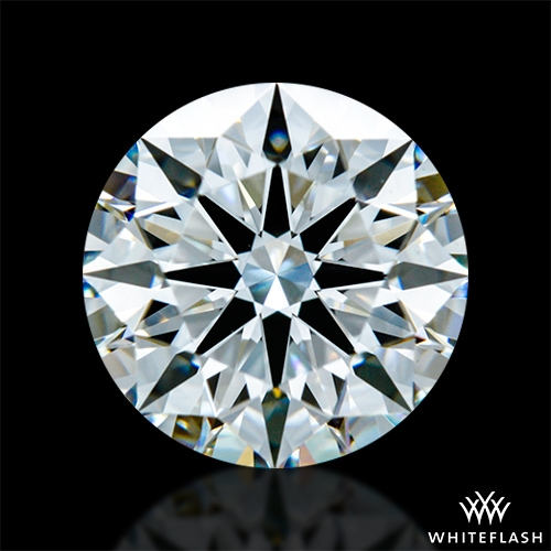 1.463 ct D VVS2 A CUT ABOVE® Hearts and Arrows Super Ideal Round Cut Loose Diamond