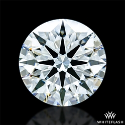 1.717 ct I SI1 A CUT ABOVE® Hearts and Arrows Super Ideal Round Cut Loose Diamond