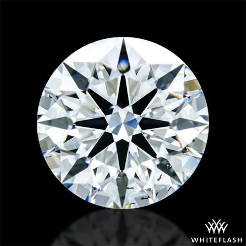 1.684 ct I VS2 A CUT ABOVE® Hearts and Arrows Super Ideal Round Cut Loose Diamond