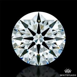 1.51 ct H VS2 A CUT ABOVE® Hearts and Arrows Super Ideal Round Cut Loose Diamond