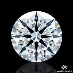0.526 ct E VS2 A CUT ABOVE® Hearts and Arrows Super Ideal Round Cut Loose Diamond