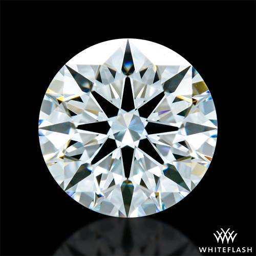 0.71 ct E VVS1 A CUT ABOVE® Hearts and Arrows Super Ideal Round Cut Loose Diamond