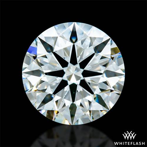 0.832 ct G VS1 A CUT ABOVE® Hearts and Arrows Super Ideal Round Cut Loose Diamond