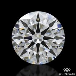 0.758 ct D VVS1 A CUT ABOVE® Hearts and Arrows Super Ideal Round Cut Loose Diamond