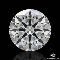 0.627 ct D IF A CUT ABOVE® Hearts and Arrows Super Ideal Round Cut Loose Diamond