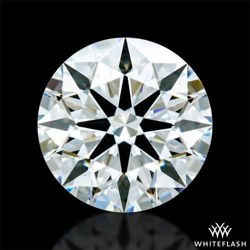 0.51 ct G VS2 A CUT ABOVE® Hearts and Arrows Super Ideal Round Cut Loose Diamond