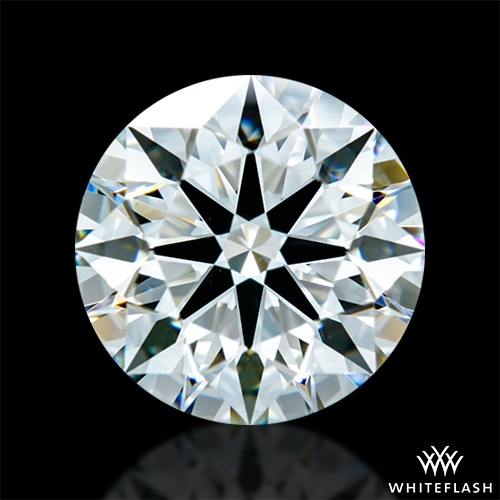 1.371 ct H VS1 Expert Selection Round Cut Loose Diamond