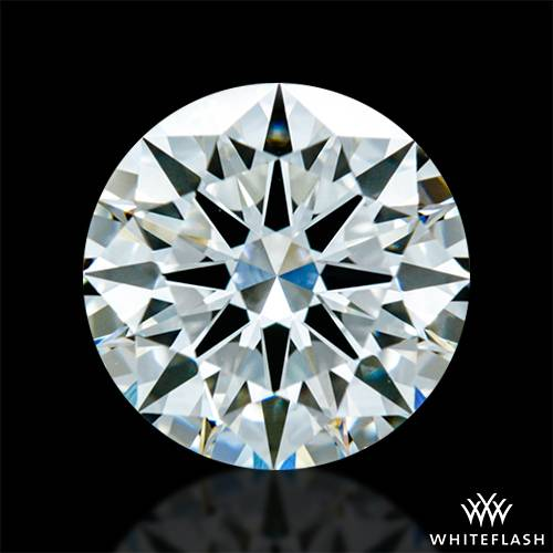 1.014 ct H SI1 Expert Selection Round Cut Loose Diamond