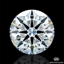0.922 ct E VS2 A CUT ABOVE® Hearts and Arrows Super Ideal Round Cut Loose Diamond