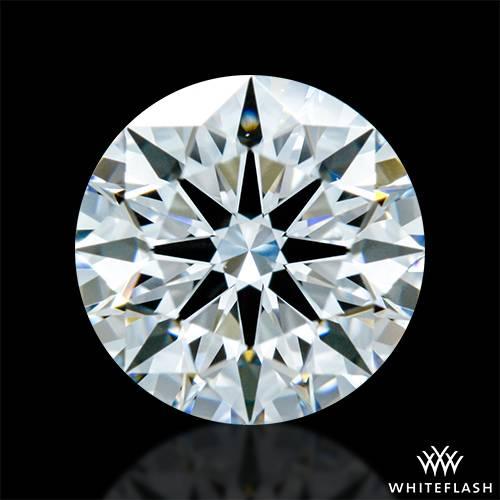 0.824 ct E VS2 A CUT ABOVE® Hearts and Arrows Super Ideal Round Cut Loose Diamond
