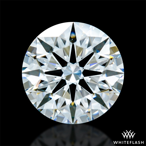 0.824 ct E VS2 A CUT ABOVE® Hearts and Arrows Super Ideal Round Cut Loose Diamond