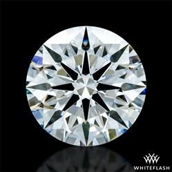 0.853 ct G VS1 A CUT ABOVE® Hearts and Arrows Super Ideal Round Cut Loose Diamond