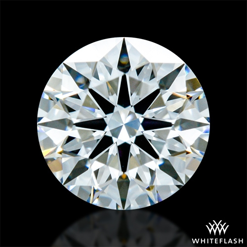 0.602 ct G VS1 A CUT ABOVE® Hearts and Arrows Super Ideal Round Cut Loose Diamond