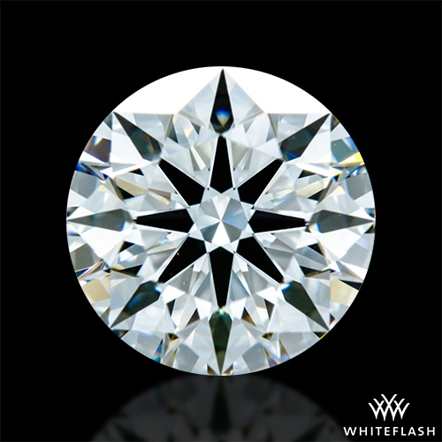 1.46 ct G VS1 A CUT ABOVE® Hearts and Arrows Super Ideal Round Cut Loose Diamond