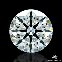 1.582 ct I VS2 A CUT ABOVE® Hearts and Arrows Super Ideal Round Cut Loose Diamond