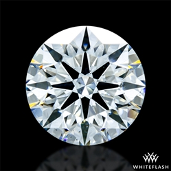 1.684 ct G VS2 A CUT ABOVE® Hearts and Arrows Super Ideal Round Cut Loose Diamond