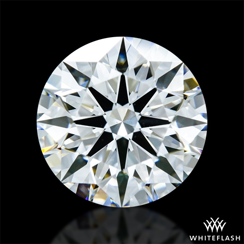 1.086 ct G VS1 A CUT ABOVE® Hearts and Arrows Super Ideal Round Cut Loose Diamond