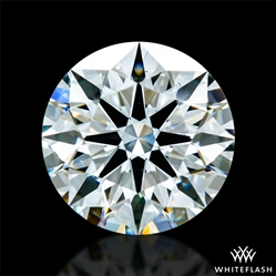 1.071 ct H VS2 A CUT ABOVE® Hearts and Arrows Super Ideal Round Cut Loose Diamond