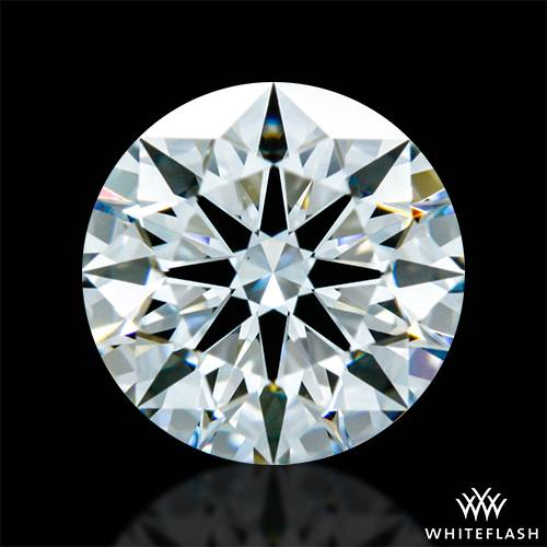 0.622 ct G VS1 A CUT ABOVE® Hearts and Arrows Super Ideal Round Cut Loose Diamond