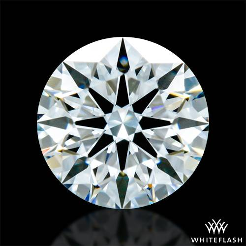 0.38 ct F VS1 A CUT ABOVE® Hearts and Arrows Super Ideal Round Cut Loose Diamond