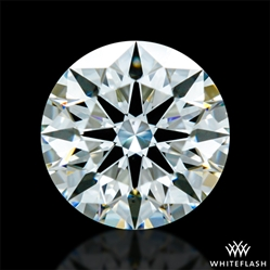 0.533 ct I VS1 A CUT ABOVE® Hearts and Arrows Super Ideal Round Cut Loose Diamond