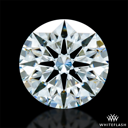 0.503 ct F VS2 A CUT ABOVE® Hearts and Arrows Super Ideal Round Cut Loose Diamond
