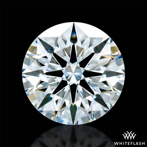 0.412 ct E VS1 A CUT ABOVE® Hearts and Arrows Super Ideal Round Cut Loose Diamond