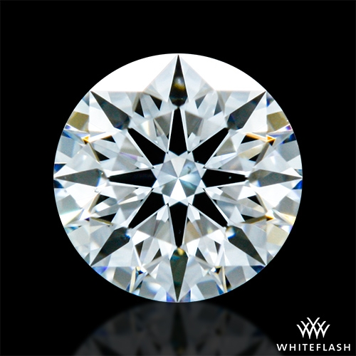 0.313 ct D VS1 A CUT ABOVE® Hearts and Arrows Super Ideal Round Cut Loose Diamond