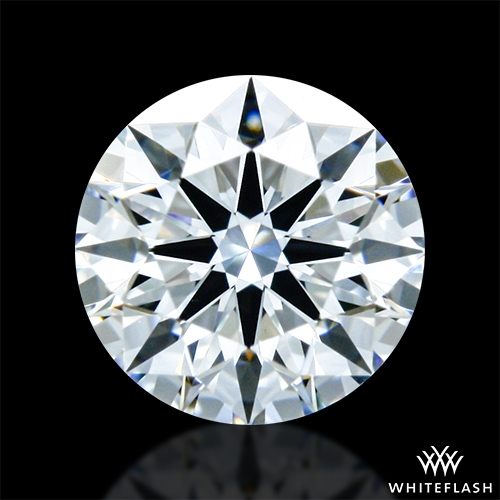0.31 ct F VS1 A CUT ABOVE® Hearts and Arrows Super Ideal Round Cut Loose Diamond