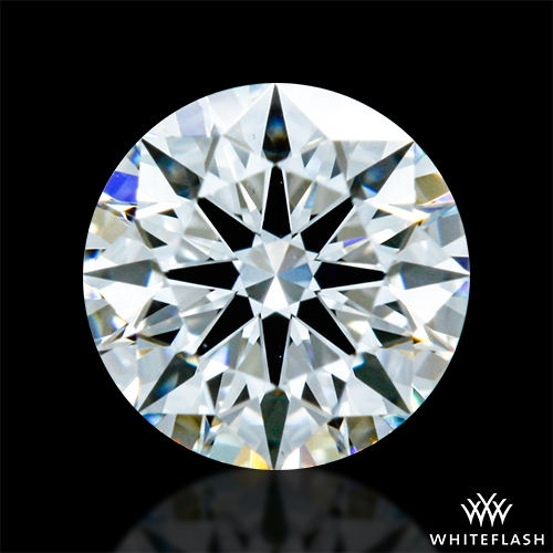0.311 ct D VS1 A CUT ABOVE® Hearts and Arrows Super Ideal Round Cut Loose Diamond