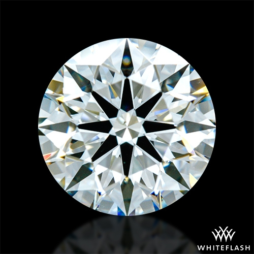1.453 ct I VS1 A CUT ABOVE® Hearts and Arrows Super Ideal Round Cut Loose Diamond