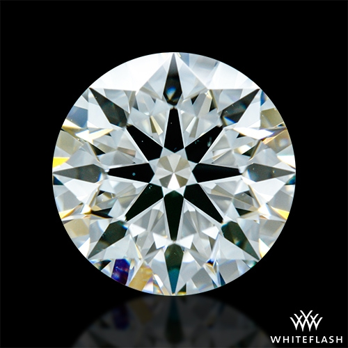 1.41 ct I VS2 A CUT ABOVE® Hearts and Arrows Super Ideal Round Cut Loose Diamond