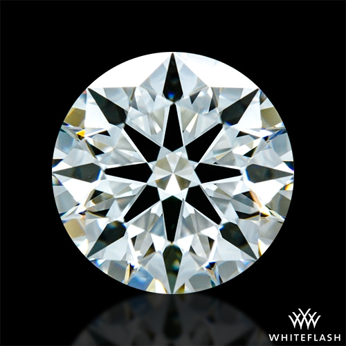 1.81 ct J VS1 A CUT ABOVE® Hearts and Arrows Super Ideal Round Cut Loose Diamond