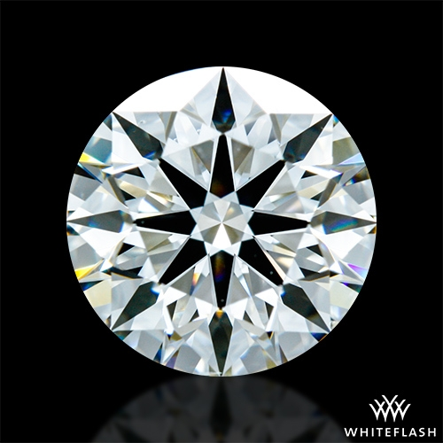 1.933 ct H VS2 A CUT ABOVE® Hearts and Arrows Super Ideal Round Cut Loose Diamond