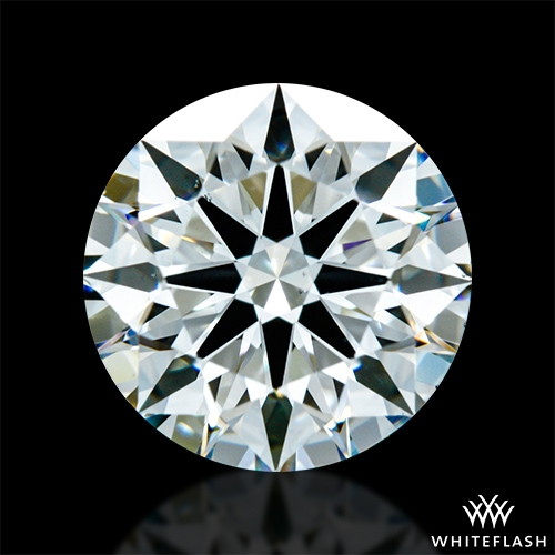 1.907 ct H VS2 A CUT ABOVE® Hearts and Arrows Super Ideal Round Cut Loose Diamond