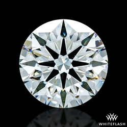 2.981 ct I VS2 A CUT ABOVE® Hearts and Arrows Super Ideal Round Cut Loose Diamond