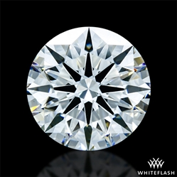 2.108 ct H VS1 A CUT ABOVE® Hearts and Arrows Super Ideal Round Cut Loose Diamond